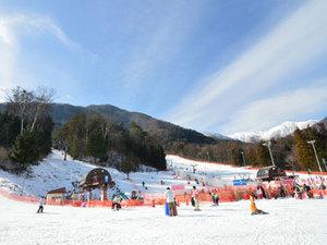 【リフト券2日分付(最大2カ所)】1泊2日のスキー三昧「泊まろうトゥモロー」プラン♪画像その1