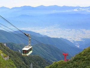 【天空の絶景】駒ヶ岳ロープウェイチケット付きプラン画像その2