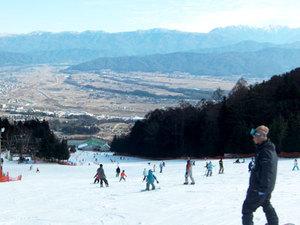 【リフト券2日分付(最大2カ所)】1泊2日のスキー三昧「泊まろうトゥモロー」プラン♪画像その2