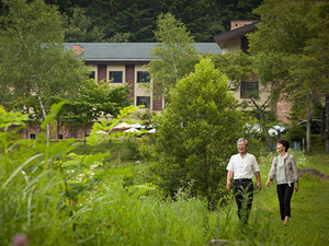 【ガーデンビュー確約】客室からみる高原の「新緑景色」宿泊プラン画像その1