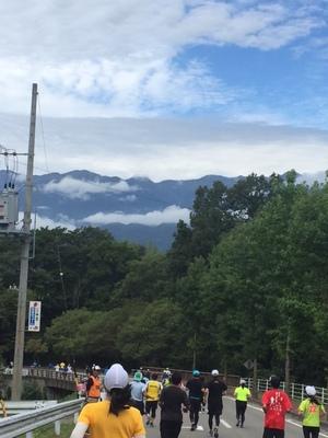 信州駒ヶ根ハーフマラソン!!画像その2