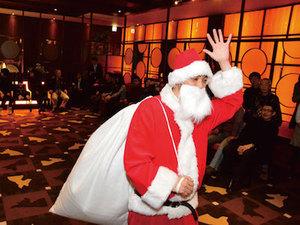 【ファミリー大歓迎!】クリスマス特別料理付バイキングディナー☆宿泊プラン画像その3