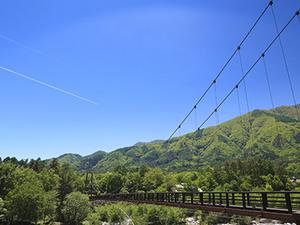 【期間限定】中央アルプス山麓!新緑ウォーキングプラン画像その1